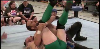Innovate Wrestling TV #38 - Lenny Stratton vs. Sigmon