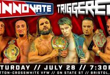 Innovate Wrestling TV #41 - Triggered Preview