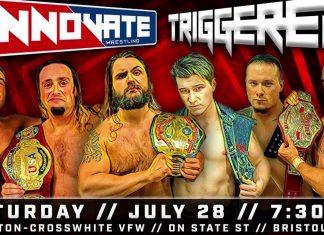 Innovate Wrestling TV #41 - Triggered Preview