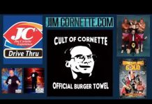 Jim Cornette Shills His Merchandise!