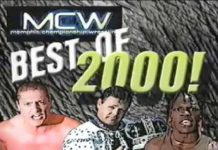 MCW Memphis Championship Wrestling Best of 2000