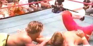 MCW Memphis championship Wrestling Spanky vs Bryan Danielson (Daniel Bryan)