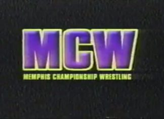 Memphis championship wrestling Featuring Jerry Lawler vs  K Krush