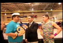 WVCW TV Episode 106 - West Virginia Championship Wrestling Television