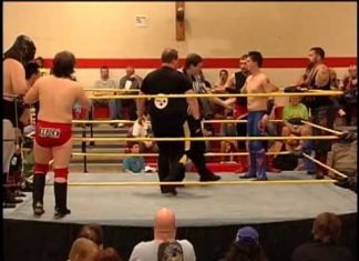WVCW TV Episode 145 - West Virginia Championship Wrestling Television
