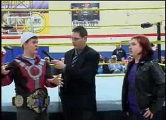 WVCW TV Episode 168 - West Virginia Championship Wrestling Television - 03/19/14