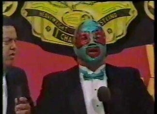 WWC Campeones 3/23/91