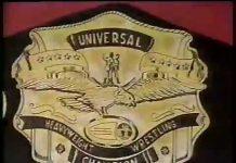 WWC Campeones 8/17/91