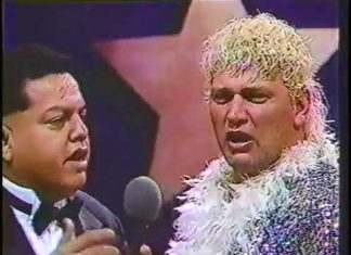 WWC Super Estrellas 11/17/90