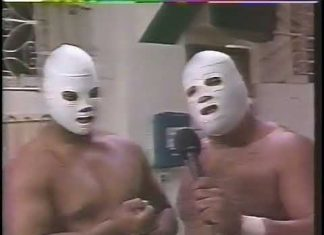 WWC Super Estrellas 1/19/91
