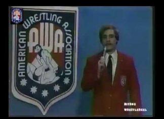 AWA ALL STAR WRESTLING APRIL 8, 1984