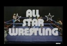 AWA ALL STAR WRESTLING JANUARY 30, 1982