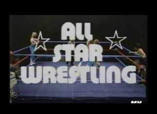 AWA ALL STAR WRESTLING JANUARY 30, 1982