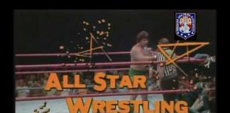 AWA ALL STAR WRESTLING JULY 26, 1980