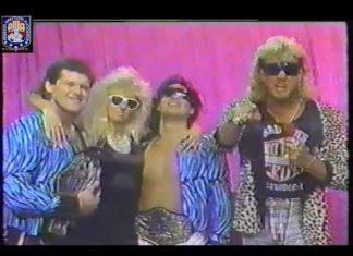 AWA ALL STAR WRESTLING MAY 14, 1988