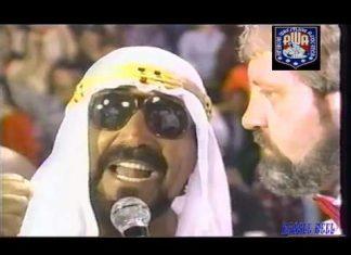 AWA CHAMPIONSHIP WRESTLING JANUARY 1, 1986