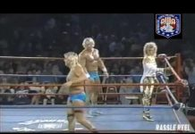 AWA CHAMPIONSHIP WRESTLING JANUARY 24, 1988 (xtra match)
