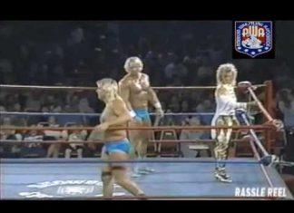 AWA CHAMPIONSHIP WRESTLING JANUARY 24, 1988 (xtra match)
