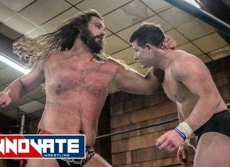 Innovate Wrestling TV #42 - Elliott Russell vs. Axton Ray