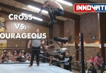 Innovate Wrestling TV #44 - Caleb Courageous vs. Aden Cross
