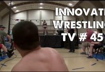 Innovate Wrestling TV #45 - Lenny Stratton vs. Sigmon