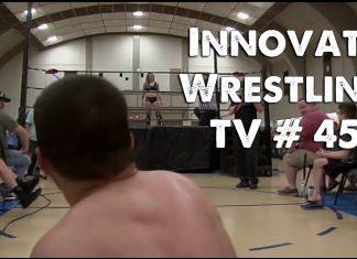 Innovate Wrestling TV #45 - Lenny Stratton vs. Sigmon