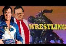 Jim Cornette & Honky Tonk Man on the Tupelo Concession Stand Brawl (Memphis Wrestling 1979)