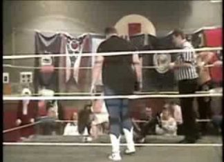 WVCW TV Episode 1 - West Virginia Championship Wrestling Television - 01/05/11