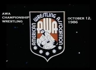 AWA CHAMPIONSHIP WRESTLING OCTOBER 12, 1986