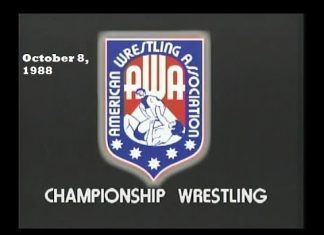 AWA CHAMPIONSHIP WRESTLING OCTOBER 8, 1988