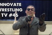 Innovate Wrestling TV #46 - Jeff Connelly vs. Axton Ray