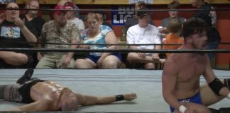 Innovate Wrestling TV #52 (Jason Kincaid vs. Jaden Newman)