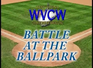 WVCW Battle at the Ballpark DVD