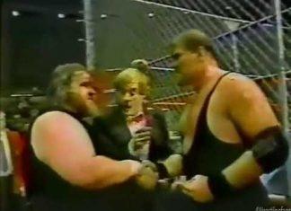 AWA Wrestling StarCage '85 Tag Team Cage Match 4/21/85