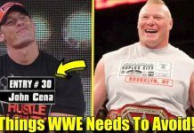 10 Things WWE Should AVOID Doing At The Royal Rumble!