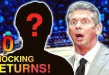 10 WWE Shocking Returns!