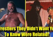 10 Wrestlers That Are Related But It WAS HIDDEN FROM THE PUBLIC!
