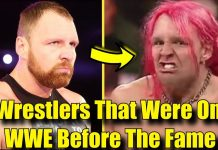 10 Wrestlers Who Were On WWE TV Before They Were Famous!
