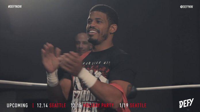 Indy World Westling | NWA MAW | NWA Mid-Atlantic | Smokey