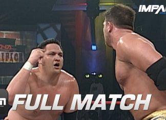 AJ Styles vs Samoa Joe: FULL MATCH (TNA Sacrifice 2007) | IMPACT Wrestling Full Matches