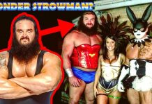 BRAUN STROWMAN 💪 10 Things WWE Doesn`t Want You to Know 🍖