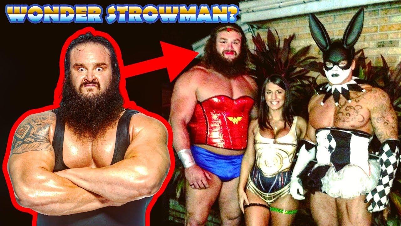 Braun Strowman Freundin