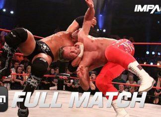 Doug Williams vs Kazarian (X-Division Championship): FULL MATCH | IMPACT Full Matches