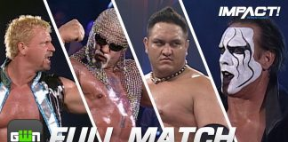 Samoa Joe & Sting vs Scott Steiner & Jeff Jarrett: FULL MATCH (Sacrifice 2006) | IMPACT Full Matches