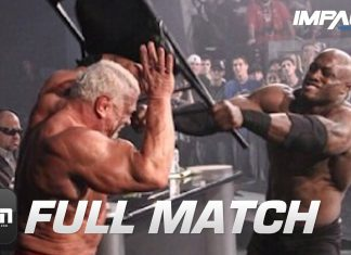 Scott Steiner vs Bobby Lashley: FULL MATCH (TNA Turning Point 2009) | IMPACT Wrestling Full Matches