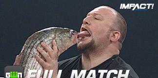Team 3D vs Curry Man & Shark Boy - Fish Market Street Fight: FULL MATCH | IMPACT Full Matches