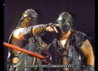 WWC: Aniversario 1991