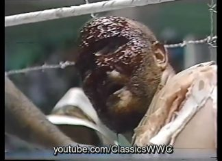 WWC: Bloody Bloody Matches of the Caribbean Vol. 2