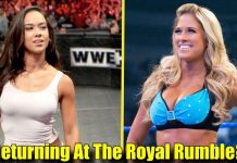 10 Female Wrestlers That Can RETURN For The Women's Royal Rumble! (2019)
