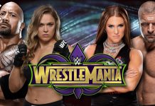 10 Pitches For Ronda Rousey At WWE Wrestlemania 34
